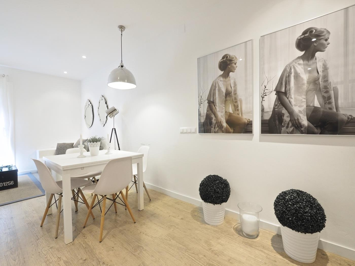- My Space Barcelona شقة