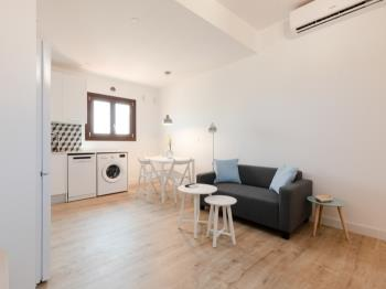 Beautiful apartment with an ideal location near th